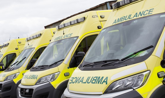 London ambulance staff to be given real-time access to patient data