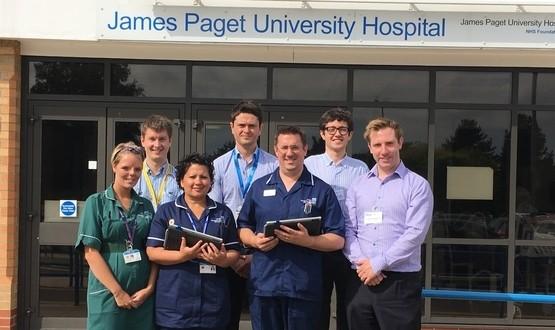 PatientSource James Patent