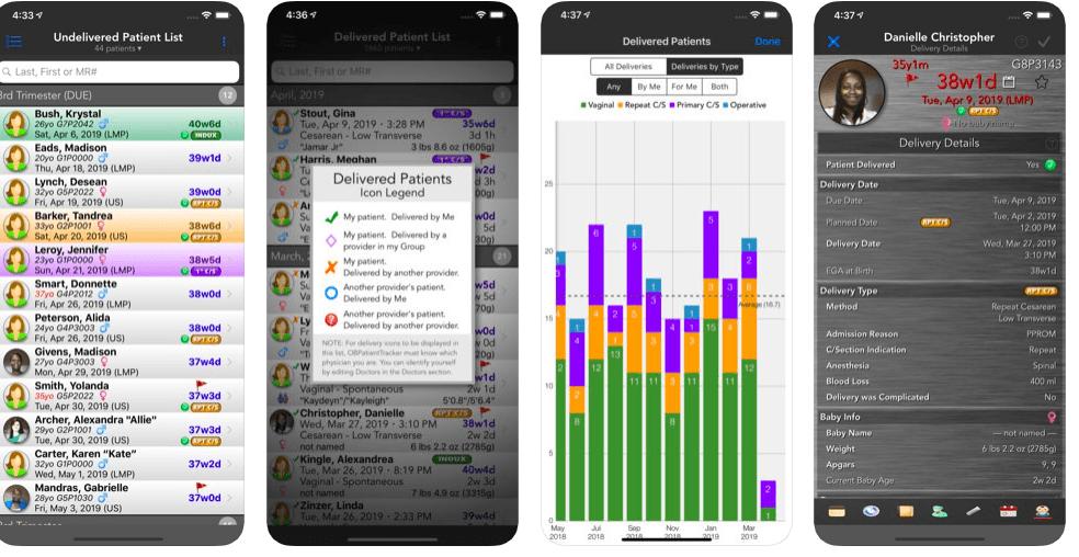 OB Patient Tracker 2 App