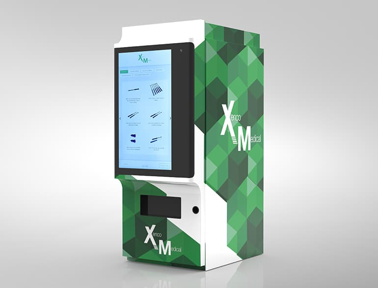 World's First Surgical Vending Machine