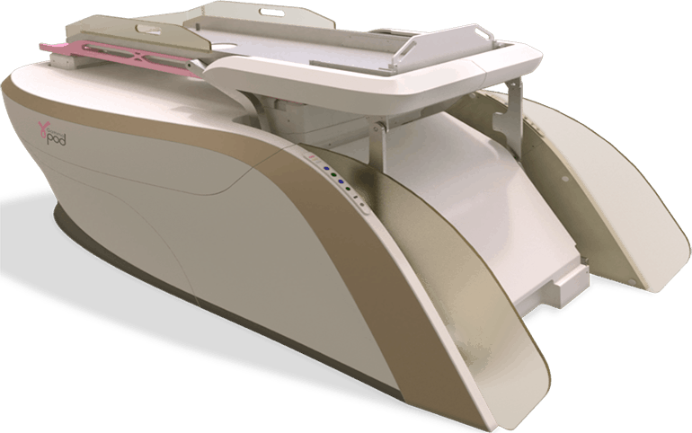 Xcision GammaPod High Precision Breast Cancer Radiotherapy Cleared in Europe