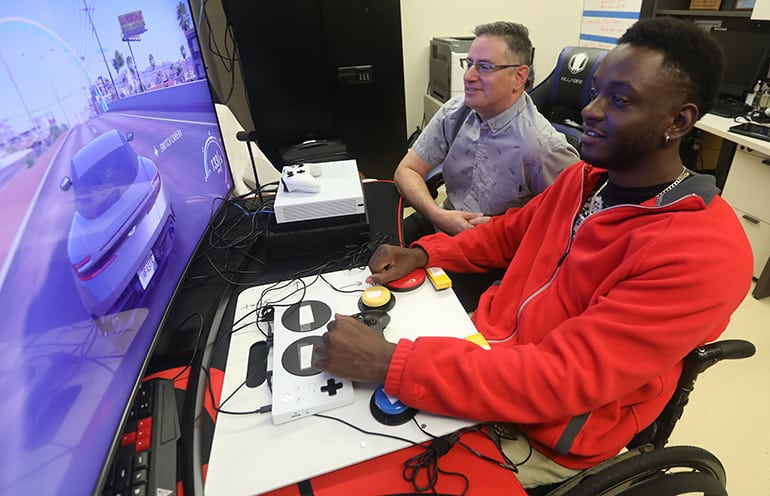 Microsoft and VA Rolling Out Xboxes with Adaptive Controllers at Rehab Centers