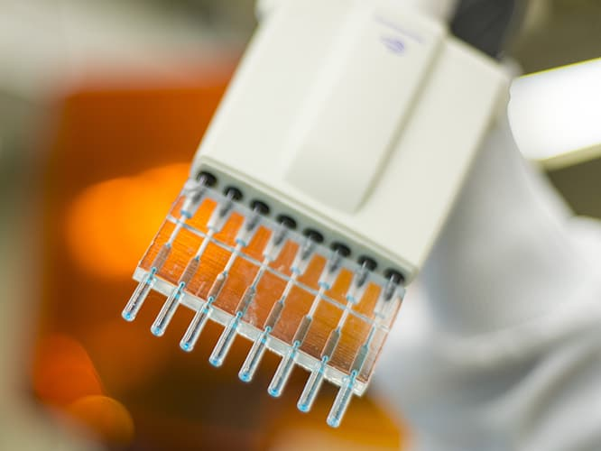 3D Printed ELISA Pipette Tips for Low Cost Medical Testing