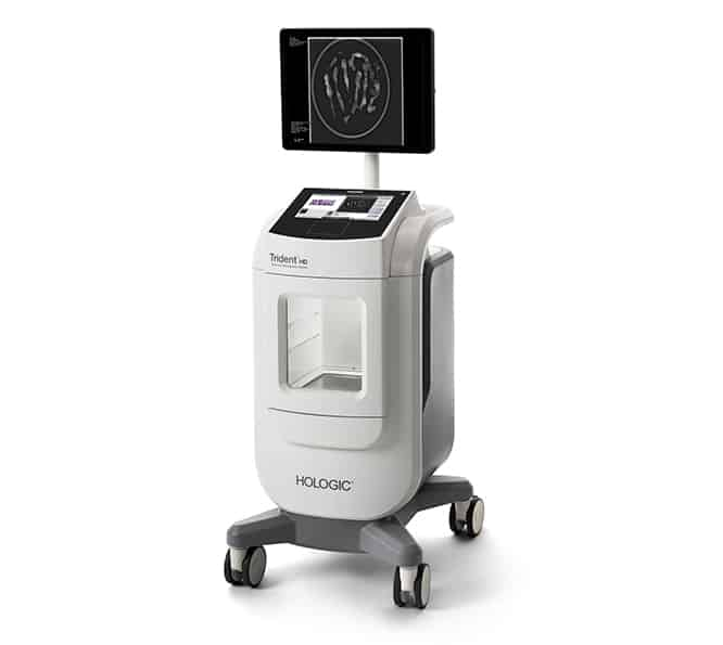 Hologic Releases Trident HD Specimen Radiography System for Breast Tissue Analysis