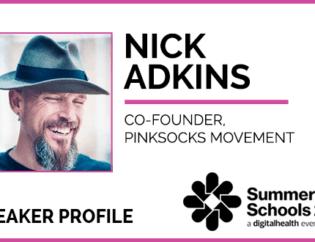 Nick Adkins Speaker Profile