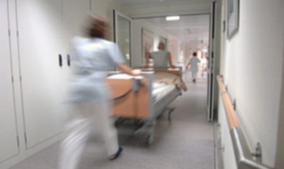 London hospital trials digital triage service in emergency departments