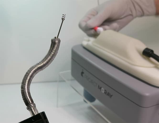 Project Moray Developing Robotic Intracardiac Catheter for Complex Interventions