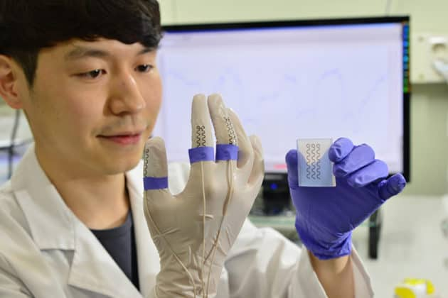 Hydrogels with Flexible Electronics Herald New Medical Possibilities