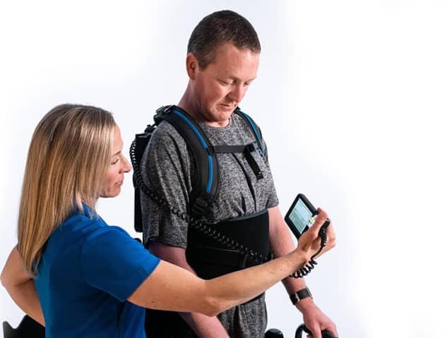 Ekso Bionics Unveils EksoNR Neurorehabilitation Suit