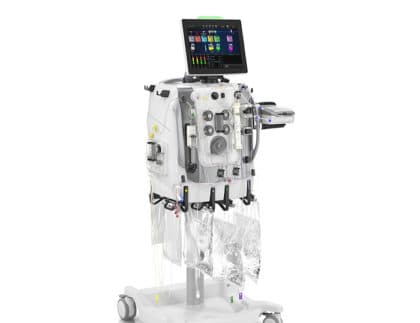 PrisMax for Continuous Renal Replacement Therapy FDA Cleared