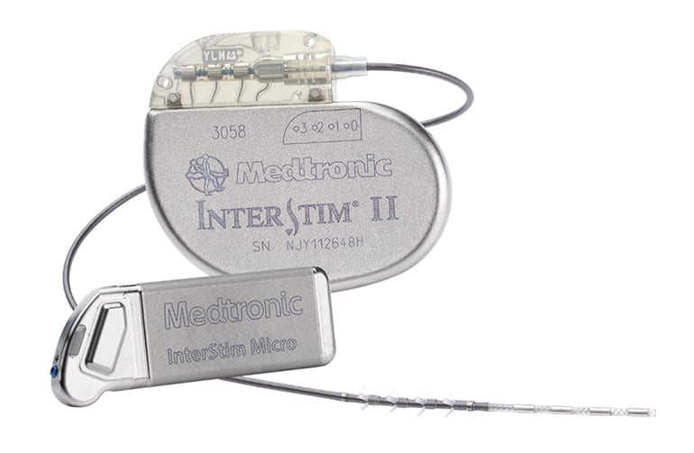 Medtronic's Tiny New InterStim Micro Neurostimulator Submitted to FDA