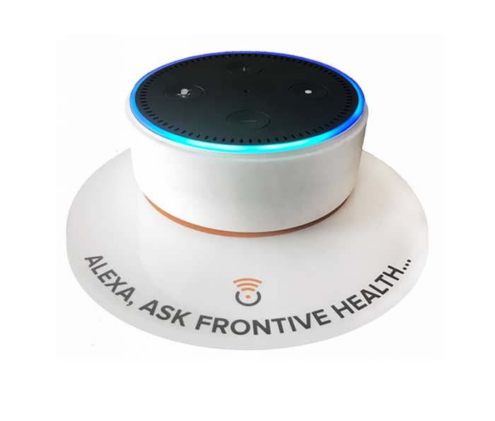 AI-Powered Voice Assistance Behind New Digital Health Company Frontive Health (Interview)