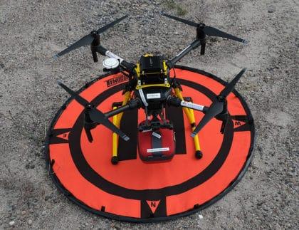 Medical Drones Deliver Defibrillators Faster than Ambulances