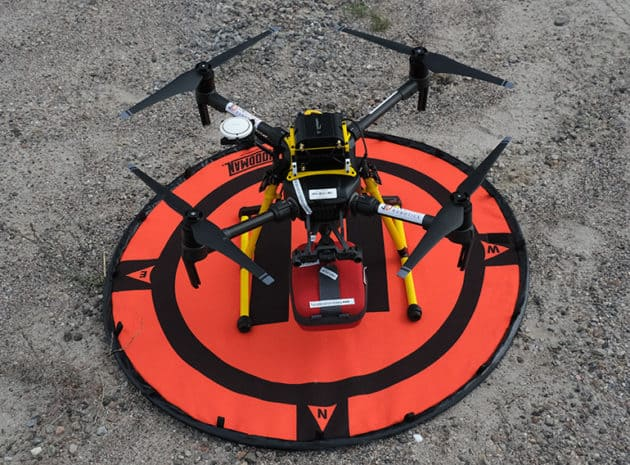 Medical Drones Deliver Defibrillators Faster than Ambulances