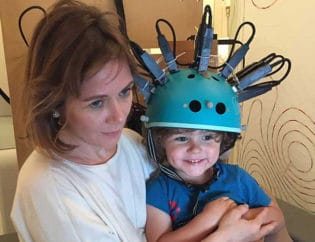 Magnetic Scanner Small Enough for Kids to Study Brain Development