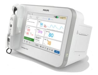 Philips' New General Purpose Monitor with Early Warning Scoring to Prevent Adverse Events