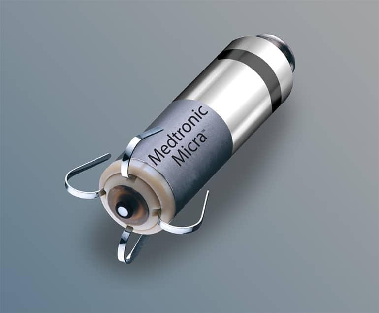 Medtronic's Tiny New Micra AV Pacemaker for AV Block FDA Approved