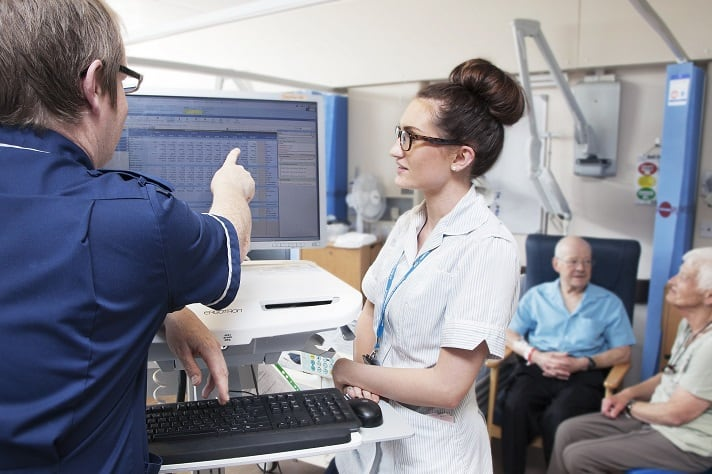 Putting patients at the heart of a digital hospital