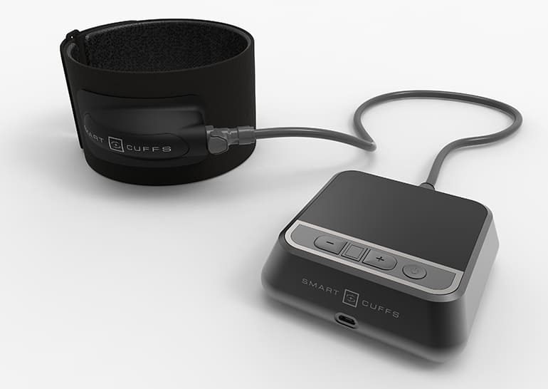 SmartCuffs Bring Blood Flow Restriction Training to Consumers
