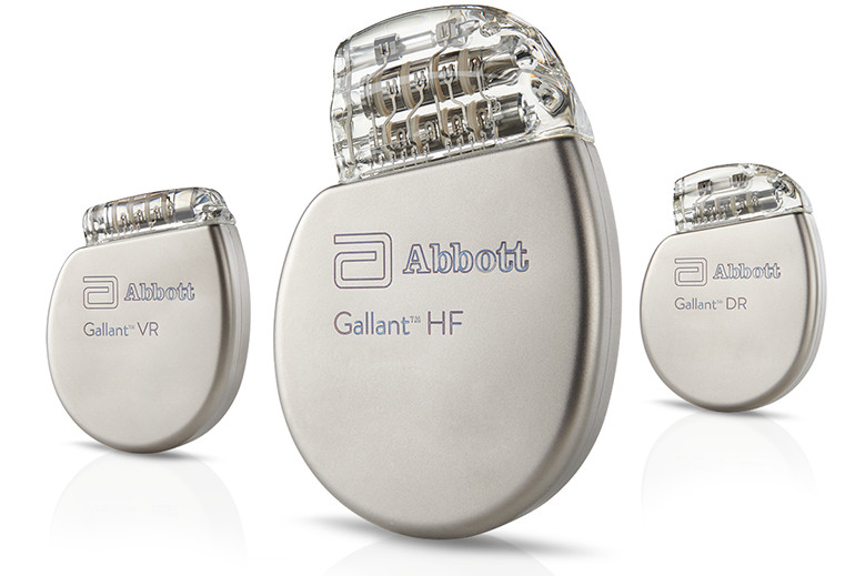 Abbott's Gallant Cardiac Implants Cleared in Europe