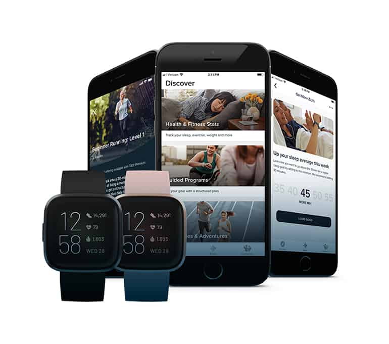 Fitbit Health Solutions: Interview with Amy McDonough, GM and Senior VP