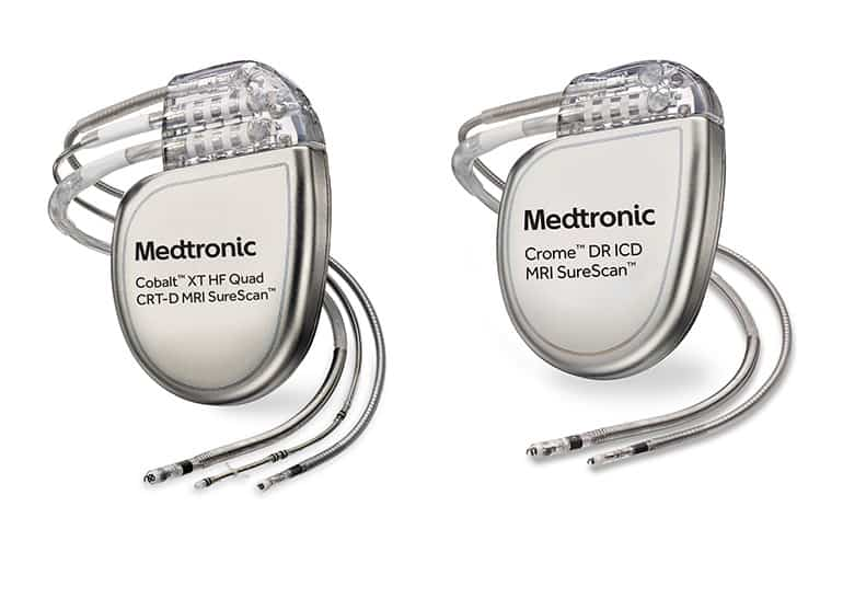 EU Clears Medtronic's Smart Cobalt and Crome Cardiac Implants