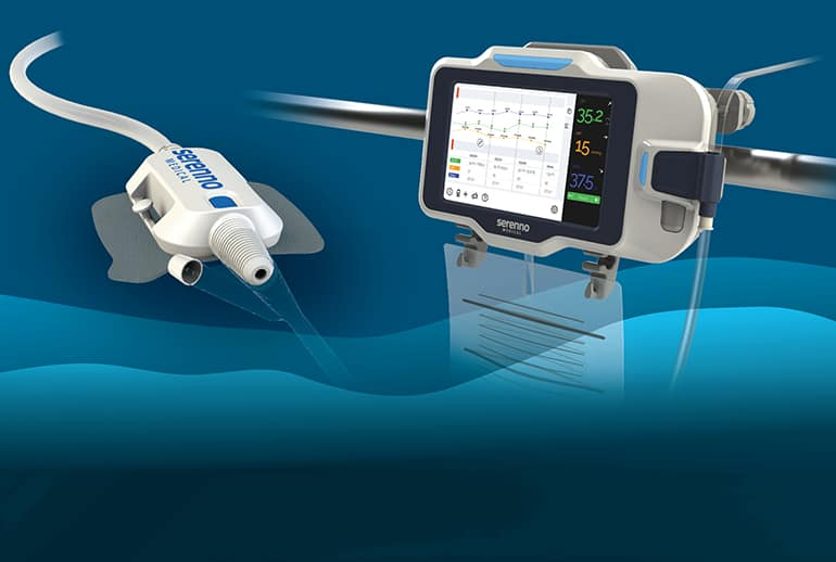 Serenno System Unveiled for Continuous Kidney Monitoring