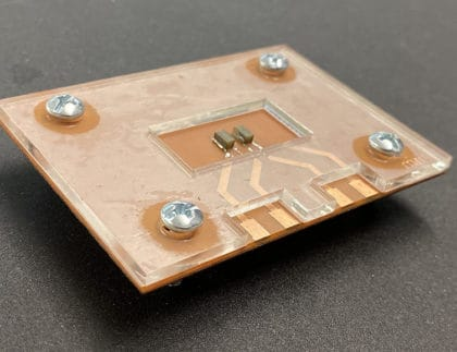 Chip Measures Stiffness of Extracellular Matrix to Spot Disease