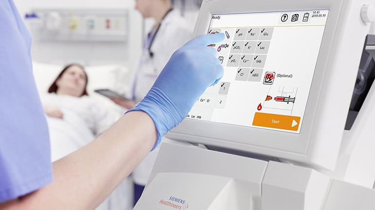 RAPIDPoint 500e Blood Gas Analyzer FDA Cleared to Help Ventilated Patients