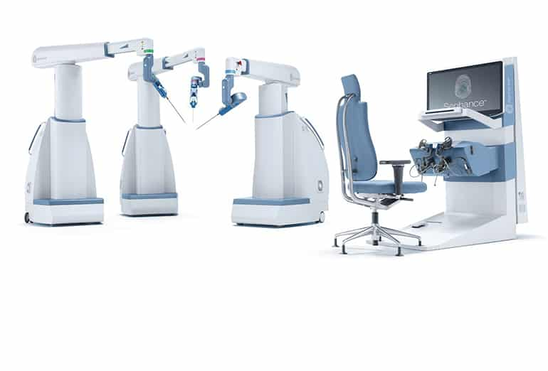TransEnterix Receives FDA Clearance for Intelligent Surgical Unit