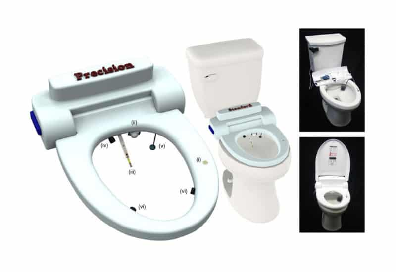 Stanford's Smart Toilet Scans Urine and Stool for Diseases