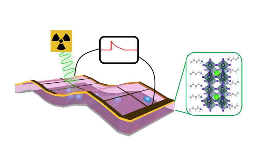 New X-Ray Detector to Reduce Radiation Exposure, Improve Medical Imaging