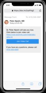Doximity dialer video