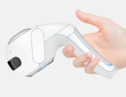 Digital Guide Dog for Blind People