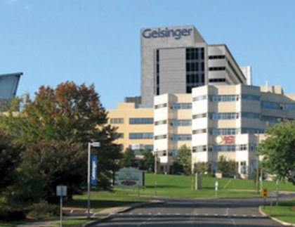 Geisinger's digital strategy to combat COVID-19 and accelerate enterprise transformation