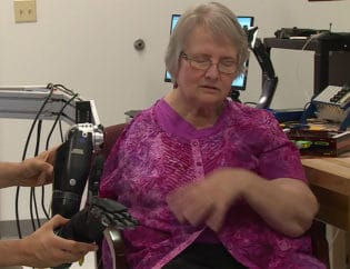 Spinal Cord Stimulators Give Robotic Prostheses a Sense of Touch